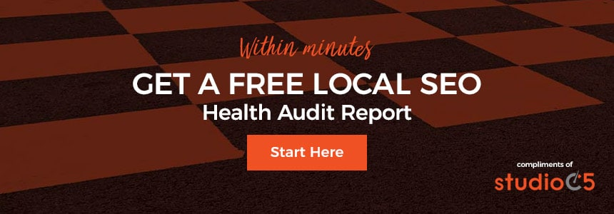 Free Local SEO Health Audit Report