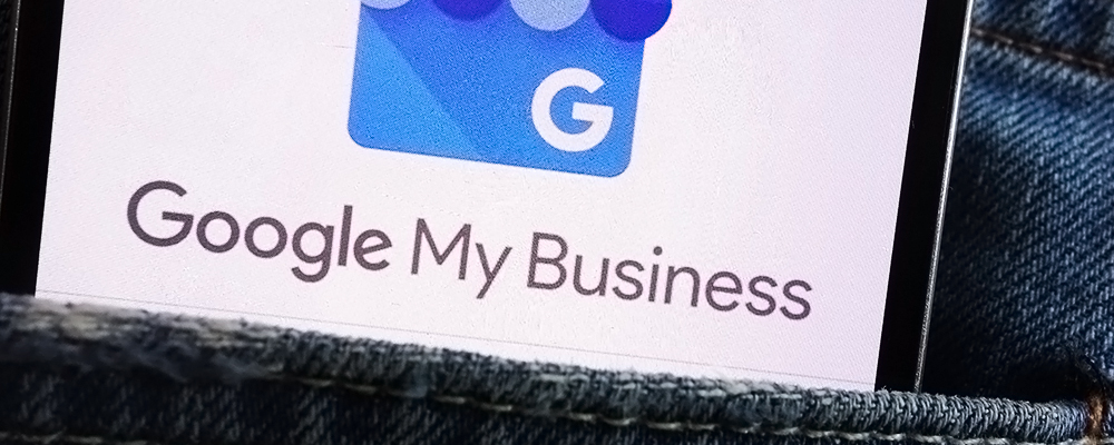Google My Business Jeans