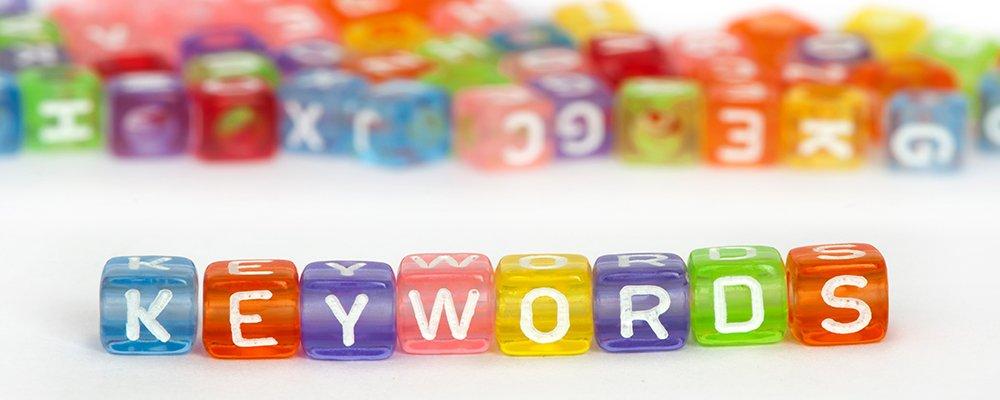 Keywords Blocks