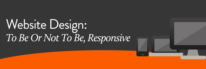 Responsive Web Design Header