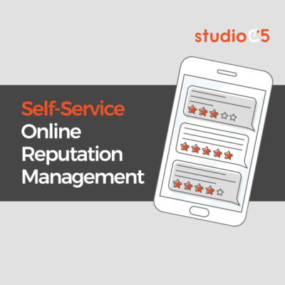 Self-Service - Online Reputation Manager by Studio C5