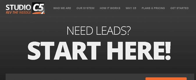 Simple Website Navigation