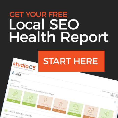 GEt Your Free Local SEO Health Report