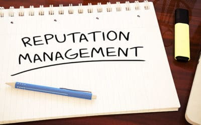 What is reputation management?
