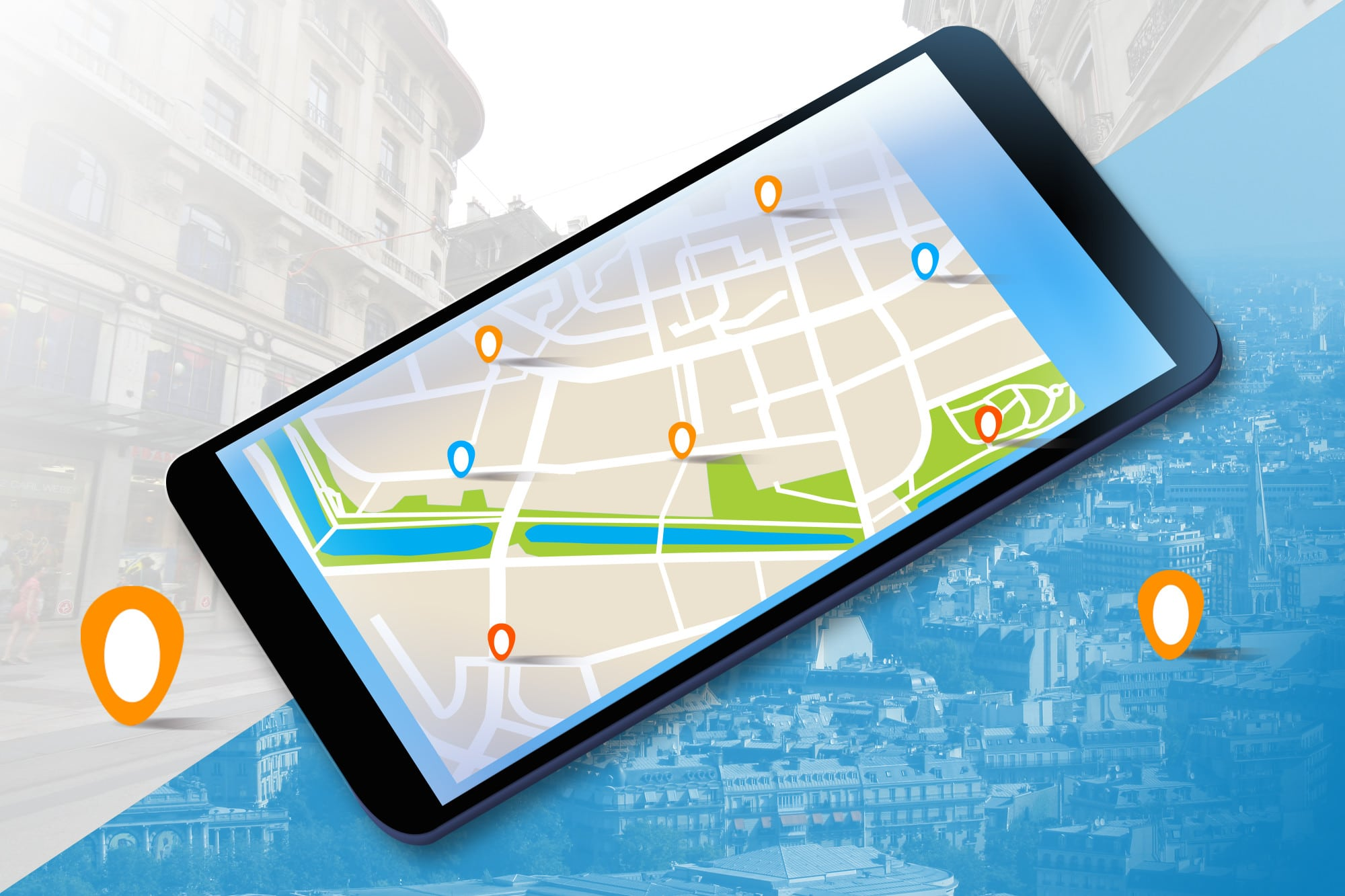 google maps for businesses